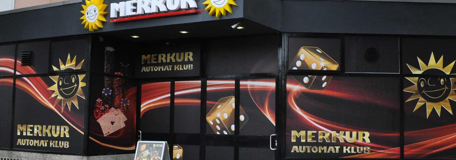 Merkur Casino Automat Klub Metro
